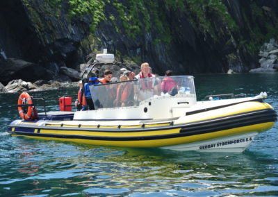 Best boat trip in west Cork, Ireland