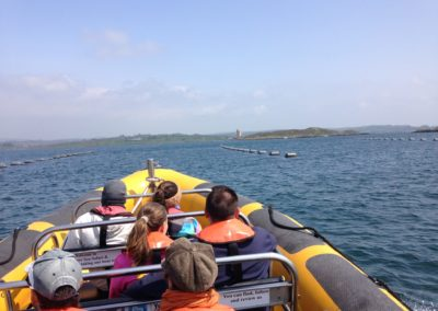 Roaringwater Bay mussel fish farm
